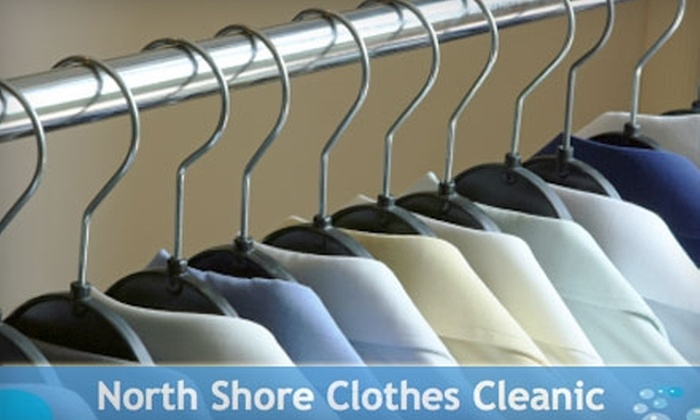 North Shore Clothes Cleanic - Manhasset: $10 for $20 Worth of Laundry and Dry Cleaning at North Shore Clothes Cleanic