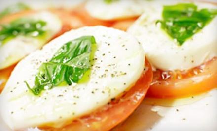Mangia Roma: Italian Dinner for 2  - Mangia Roma in Chicago