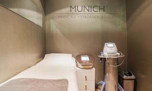 Clínica Munich: 1 o 2 sesiones de tratamiento reductor de Lipoexéresis Dual en dos zonas a elegir desde 99 € en Clínica Munich