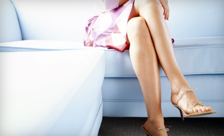 One Sclerotherapy Spider-Vein Treatment  (a $350 value) - Midwest Vein Center in Bowling Green