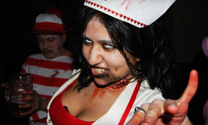 The Houston Zombie Walk - Downtown: Tickets for Two, Three, or Four to The Houston Zombie Walk