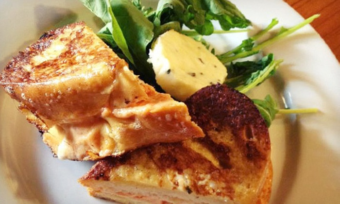 Bows and Arrows - Sacramento: $15 for Brunch and Mimosas for Two at Bows and Arrows (Up to $32 Value)