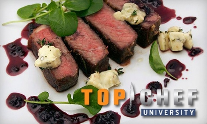 Top Chef University: $99 for a One-Year Membership to Top Chef University ($199.95 Value)
