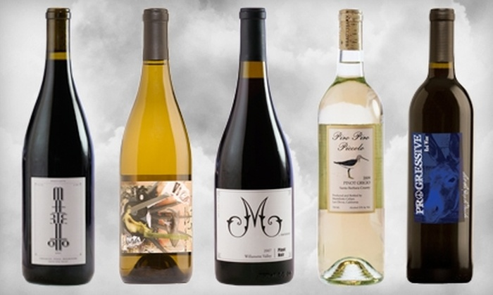 Wine Dreamer: $49 for $100 Worth of Wine from Wine Dreamer