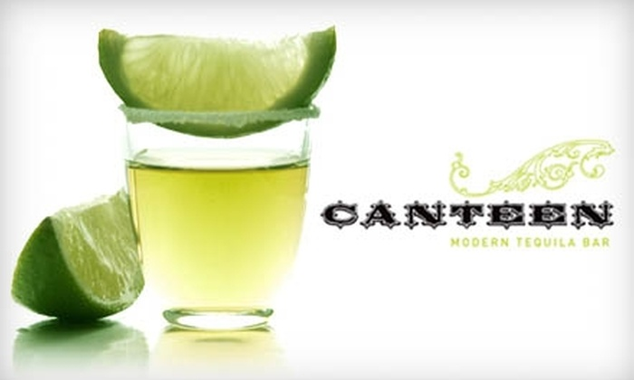 Canteen Modern Tequila Bar - Downtown Tempe: $15 for $30 Worth of Contemporary Mexican Fare at Canteen Modern Tequila Bar in Tempe