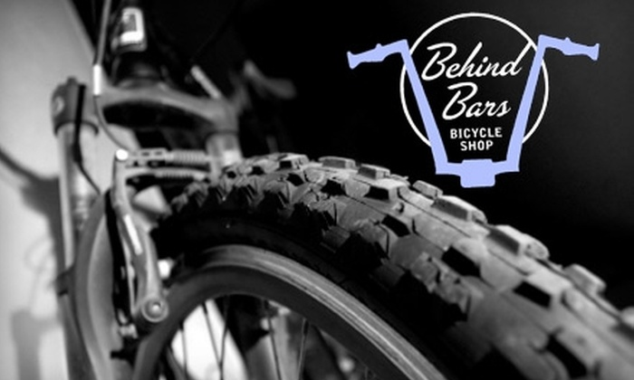 Behind Bars Bicycle Shop - Sheridan: $40 for Deluxe Bike Tune-Up at Behind Bars Bicycle Shop ($85 Value)