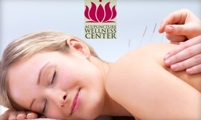 Acupuncture Wellness Center - Park West: $54 for an Introduction to Chinese Medicine and Therapeutic Acupuncture Treatment at Acupuncture Wellness Center ($135 Value)