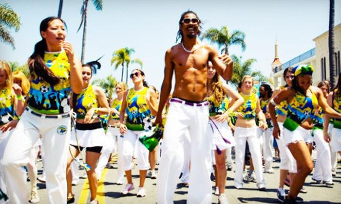 Capoeira Batuque Santa Barbara - Goleta: Afro-Brazilian Dance Classes with Optional Parade Package at Capoeira Batuque Santa Barbara (Up to 81% Off)