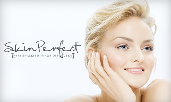 Skin Perfect - Northigh Acres: $50 for $125 Worth of Personalized Skin Therapy and Treatment at Skin Perfect in Worthington