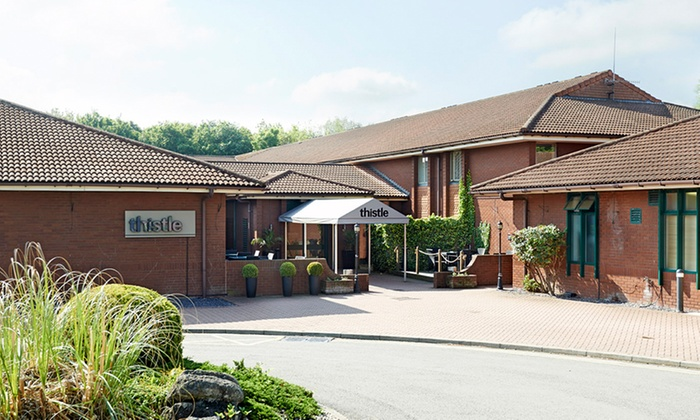 Thistle Hotel East Midlands With Parking