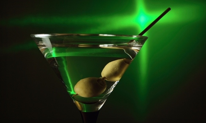 The Lounge - Warehouse District: $20 for $35 Worth of Drinks Plus Cover Charge at The Lounge (Up to $43 Value)