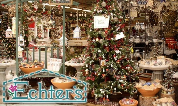 Echter's Nursery & Garden Center - Denver: $15 for $30 Worth of Plants & Supplies at Echter's Nursery & Garden Center in Arvada