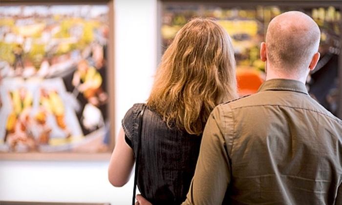 Galveston Arts Center - Downtown Galveston: Individual or Household One-Year Membership to Galveston Arts Center