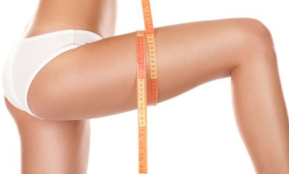 image for Ultrasonic Cavitation or Lipo Laser Body Contouring Treatments with at Care Massage (Up to 94% Off)