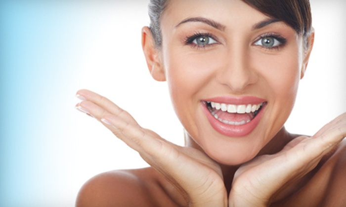 Smile Brilliant!: $78 for At-Home Teeth Whitening from SmileBrilliant! ($228.94 Value)