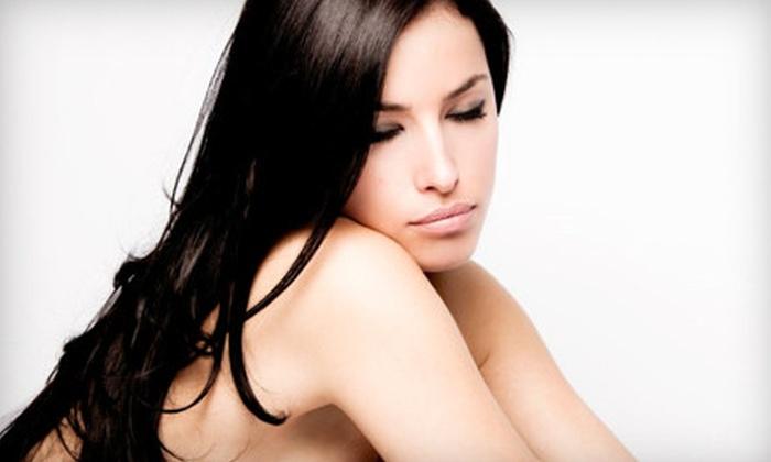 Teree Salon & Spa - Auburn: $125 for a Brazilian Gloss Keratin Hair Treatment at Teree Salon & Spa in Auburn ($250 Value)