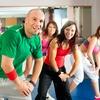 Zumba, yoga e total body -75%