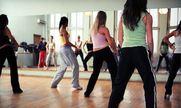 Aurora Dance - Smith's Ferry: 5 or 10 Dance Fitness Classes at Aurora Dance in Amherst (Up to 67% Off)