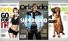 """Orlando"" Magazine: $9 for a One-Year Subscription to ""Orlando"" Magazine ($19.95 Value)"