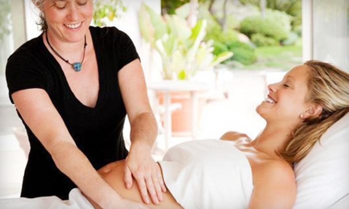 StressBusters Lifestyle Day Spa - Laguna Hills: Prenatal Massage Package or Post-Partum Rehabilitation Package at StressBusters Lifestyle Day Spa in Laguna Hills