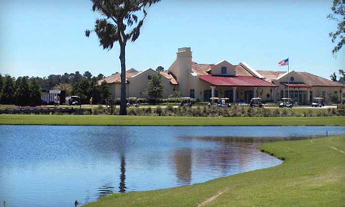 The Pete Dye Signature Golf Course at Hampton Hall - Bluffton: $500 for a Three-Month Membership to Pete Dye Signature Golf Course at Hampton Hall in Bluffton ($1,530 Value)