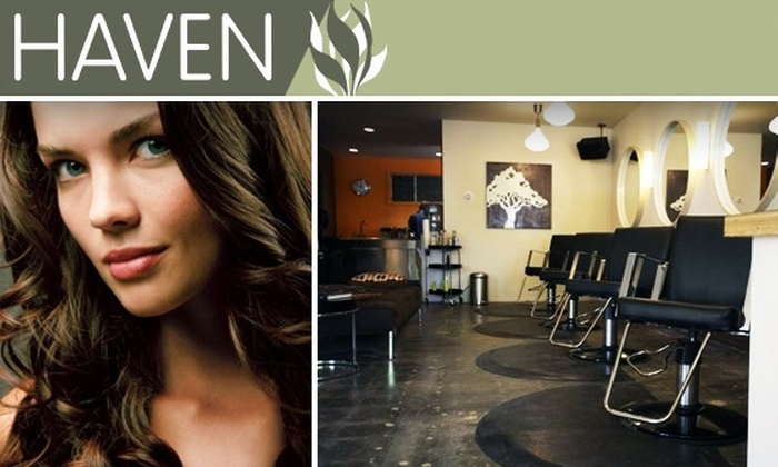 Haven - Adams: $50 for $100 Worth of Salon Services at Haven