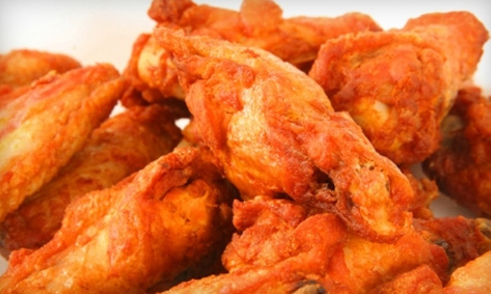 Wingfest - Hilton Head Island: $5 for Two Tickets to Wingfest ($10 Value) at Shelter Cove Community Center on March 19, in Hilton Head, SC