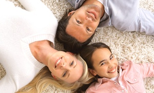 USA Carpet Care and Restoration: $79 for Cleaning of Four Rooms and Stairs or Hallway from USA Carpet Care and Restoration ($200 Value)