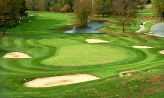 Salt Creek Golf Retreat - Washington: 18 Holes of Golf, Cart, and Lunch for Two at Salt Creek Golf Retreat in Nashville. Three Options Available.