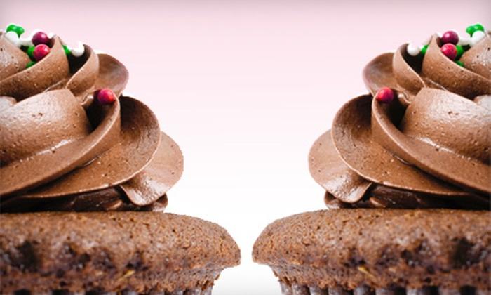Supreme Kakes - Energy Corridor: Baked Treats and Café Fare or Custom Cake at Supreme Kakes (Half Off)