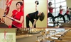 Studio Lotus- Atlanta - Multiple Locations: $59 for $159 Worth of Pilates and Kettlebell Classes, Private Sessions, and More at Studio Lotus