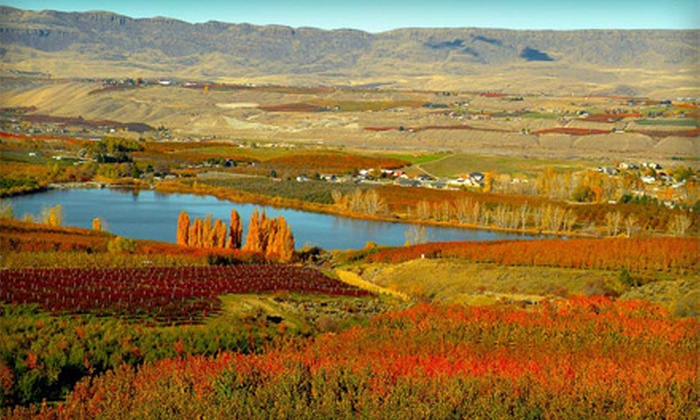 Coast Wenatchee Center Hotel - Wenatchee, WA: One or Two-Night Stay for Two in a Deluxe Room at the Coast Wenatchee Center Hotel in Washington