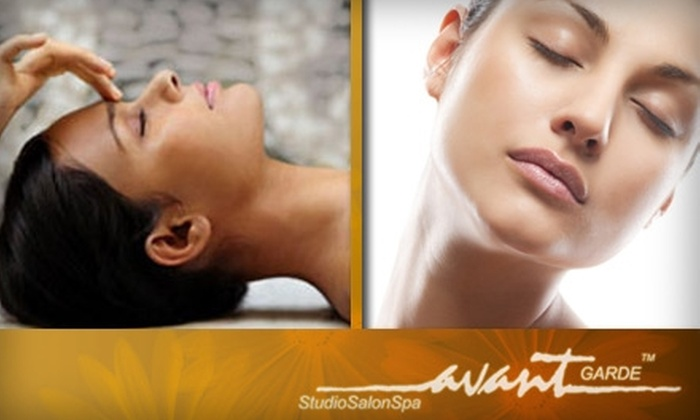 Avant Salon and Spa - Multiple Locations: $45 One-Hour Facial at Avant Salon and Spa ($85 Value)