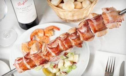 $40 Groupon to Samba Brazilian Steakhouse - Samba Brazilian Steakhouse in Vancouver