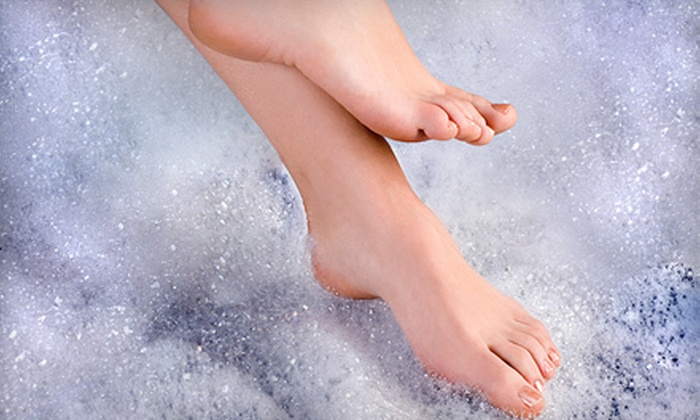 A Gold Coast Foot Clinic - Near North Side: Laser Nail-Fungus Treatment for One or Both Feet at A Gold Coast Foot Clinic (Up to 67% Off)