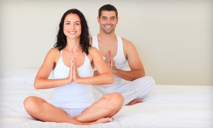 Lotus Yoga - Grand Chute: $30 for One Month of Unlimited Classes at Lotus Yoga ($65 Value)