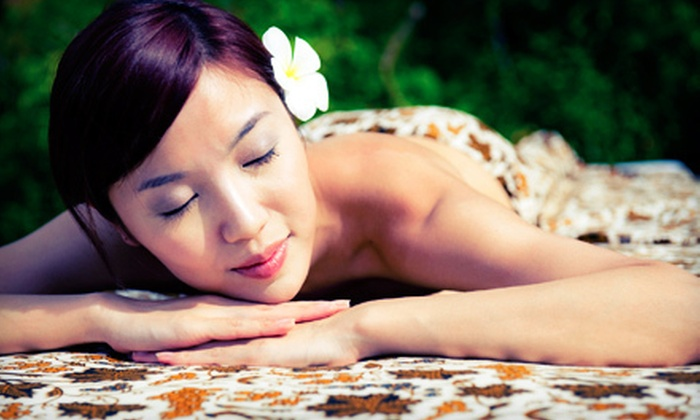 Magic Touch Massage Therapy - Magic Touch Massage Therapy: 60- or 90-Minute Therapeutic Massage at Magic Touch Massage Therapy in Bryant (Up to Half Off)