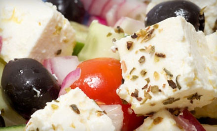 $30 Groupon for 2 People - Angelo's Greek and Italian Restaurant in Williamsburg