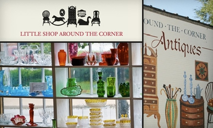 Little Shop Around the Corner - Southwest Garden: $20 for $50 Worth of Antiques and Home Accessories at Little Shop Around the Corner