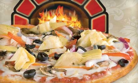 Dinner for 2 (up to a $28.45 total value) - RedBrick Pizza in Phoenix