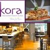 Half Off at Chef Morou's Kora Restaurant