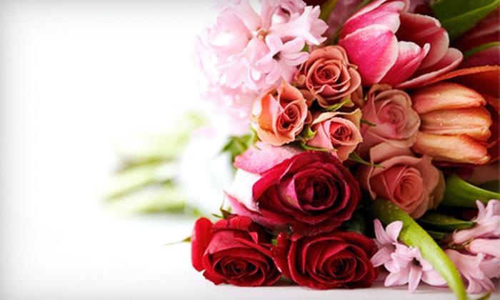 Amanda's Flowers - Santa Fe: $20 for $40 Worth of Floral Arrangements at Amanda's Flowers in Santa Fe