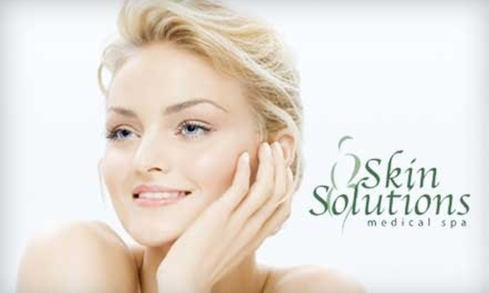 Skin Solutions Medical Spa - Lexington Green: $40 for Microdermabrasion or Facial at Skin Solutions Medical Spa (Up to $80 Value)