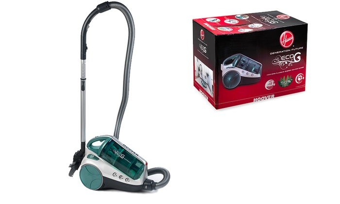 Hoover Bagless Vacuum Cleaner Groupon Goods