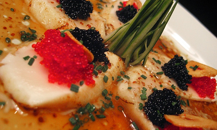 Tara Temple - Ballston - Virginia Square: Asian Fusion Food at Tara Temple (45% Off). Two Options Available.