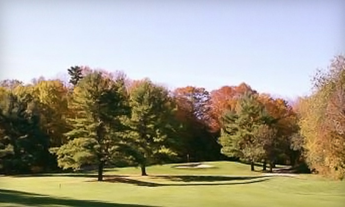 Horseshoe Resort - Barrie: $74 for 18 Holes of Golf for Two and Cart Rental at Horseshoe Resort