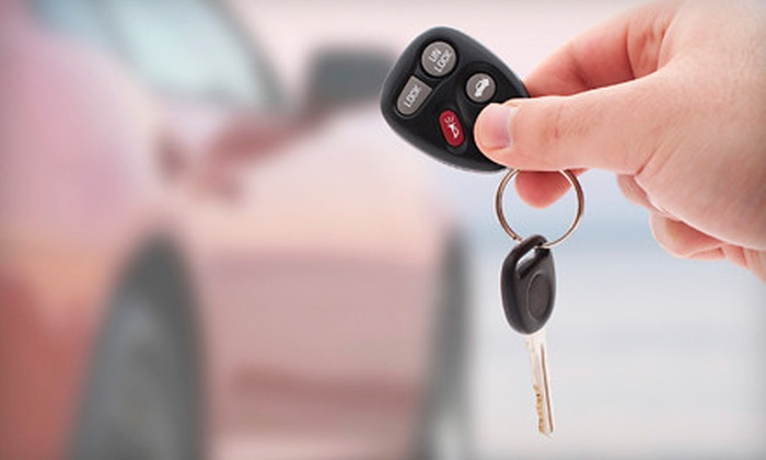 The Auto Specialist - South Utica: $119 for Remote Car-Starter with Keyless Entry at The Auto Specialist in Clinton ($247 Value)