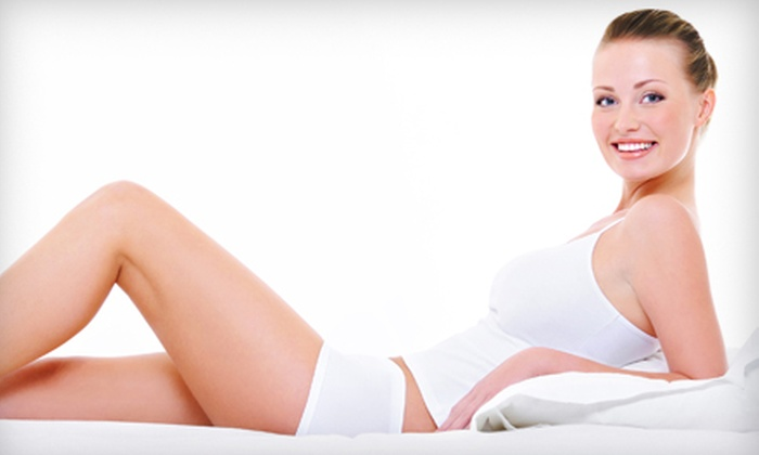 Skin Spa - Multiple Locations: Three or Six Laser Hair-Removal Sessions on One Small, Medium, or Large Area at Skin Spa (Up to 80% Off)