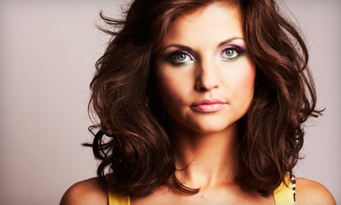 Roes McCoy - Chattanooga: Haircut Package with Option for Color and Deep Conditioning from Roes McCoy (Hair Artist) (Up to 56% Off)