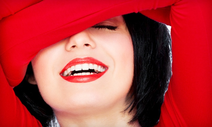 WhiteShade - Merivale Gardens - Grenfell Glen - Pineglen - Country Place: One or Two Power Teeth-Whitening Treatments from WhiteShade in Nepean (Up to 72% Off)